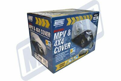 Medium Breathable Water Resistant Mpv / 4X4 Cover 3