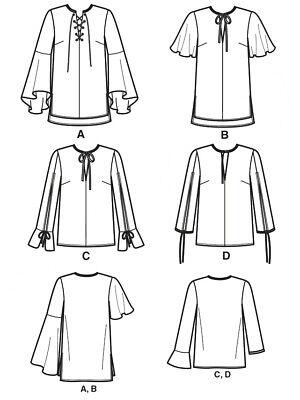 Simplicity Pattern 8455-12-14-16-18-20