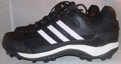 ADIDAS FOOTBALL SCHUHE Corner Blitz 7 MD Low US 11,5 EUR 46 black, Neu