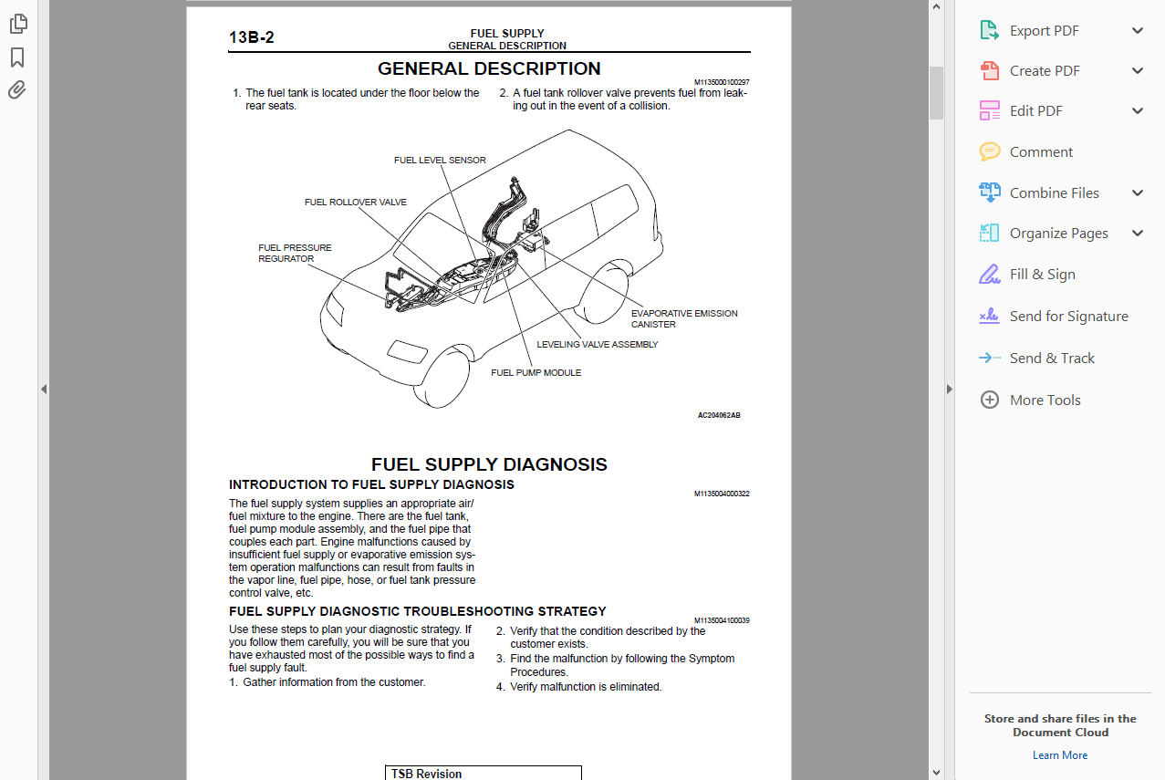 mitsubishi pajero 1982 1991 factory service repair manual