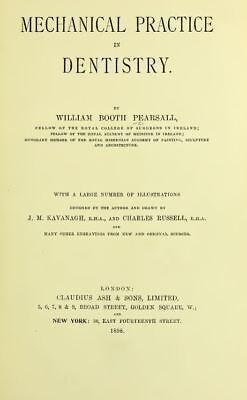 103 Classic Books on Dentistry, Dental Dentist Teeth History DVD I02 6