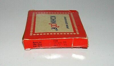 "Vintage INDIEN 1978 KONDOM ""KOHINOOR"" 4 Stück / Vintage INDIA 1978 4pcs CONDOM 2"