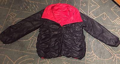 DKNY girl's reversible jacket  / vest size 12 years 5