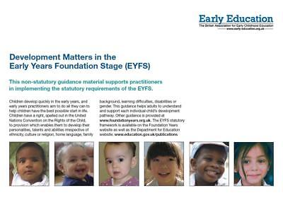 Development Matters EYFS - Full Colour - Early Years 4