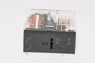 G6C-1117P-US-12DC Relais elektromagnetisch SPST-NO USpule 12VDC OMRON