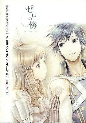 FIRE EMBLEM AWAKENING Doujinshi Dojinshi Comic Robin Avatar x Lissa The  Side of