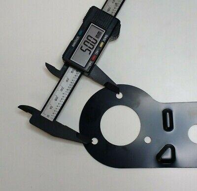 7 Pin & 13 Pin Socket Towing Bracket 12N 12S 2mm Mounting Plate Maypole Mp86B 4