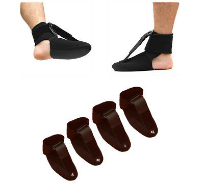 Adjustable Plantar Fasciitis Night Splint Foot Brace Support Toe Sport Pain New