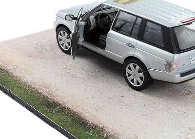 Diorama base route en terre / plinth dirt road - 1/24ème - #24-1-E-001 9