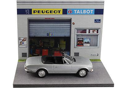 Diorama présentoir Peugeot Talbot - 1/43ème - #43-2-A-A-089 10