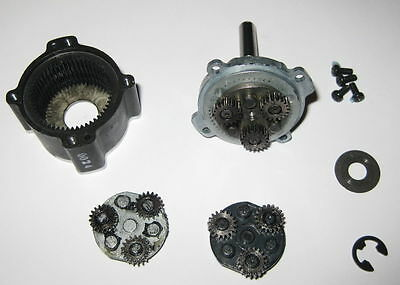 Faulhaber Precision Gearhead / Gearbox  - 68:1 Ratio - 6 mm Shaft Diameter