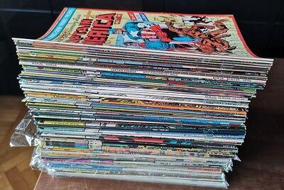 FUMETTI AMERICANI originali USA Marvel e DC anni 70, 80 e 90: LOTTO DA 50 ALBI 2