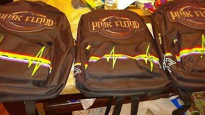 """Black Perryscope 17/"""" Pink Floyd Kids/' Backpack"""