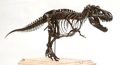 1/20 Tyrannosaurus Rex Trix Skeleton Model T-Rex Dinosaur Collector Toy 3D Print 2