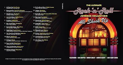 Rock n Roll 10 CDs 250 Hits The Ultimate Jukebox Collection Of 50s 60s Music New 6