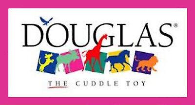 """Douglas Wizard SNOWY OWL Plush Toy 8"""" Stuffed Animal Hedwig Potter owl NWT 4"""