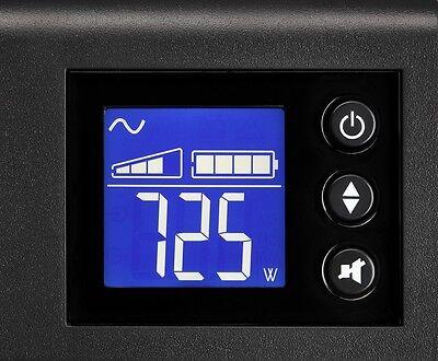 EATON 5SC 5SC1500 1500VA/1080W 120V 8-Outlet Smart LED Back-Up Tower UPS