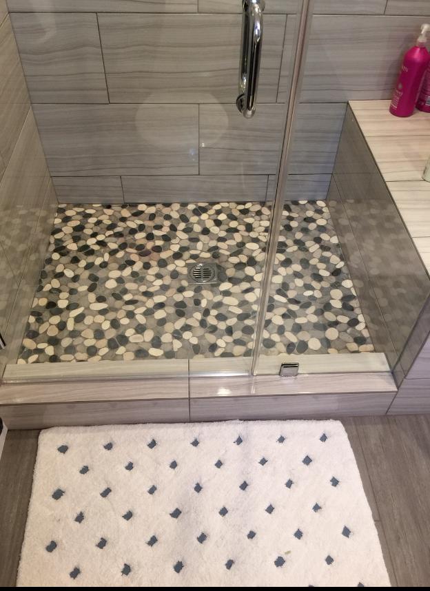 VALENCIA COOL BLEND Pebble Tile 12x12\