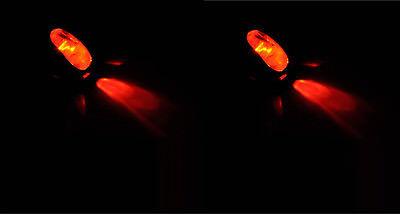 2 GICLEUR LAVE GLACE PEUGEOT 106 LED VERT 12V NEUF