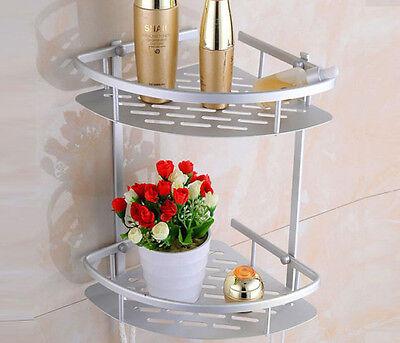 4 Of 12 2/3 Shower Caddy Corner Shelf Organizer Bath Storage Bathroom  Accessory Holder