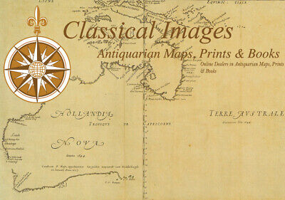 1802 J B Lechevalier & Pierre Tardieu Large Antique Map of Corfu Island, Greece 3