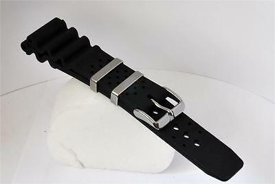 Condor 20Mm,22Mm Divers Watch Strap N.d. Limits, Polyurethane, Citizen Promaster