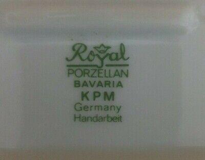 Alte Parfumflaschen mit Pumpe und Ablage - Handarbeit - 5