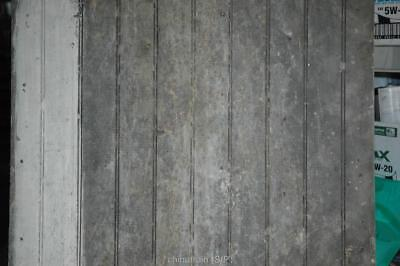 Antique Vintage Solid Wood Fire? Door 85-5/8 x 30-5/8""