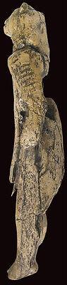 The famous Paleolith figurine  Lion Man / Löwenmensch  - cast of resin