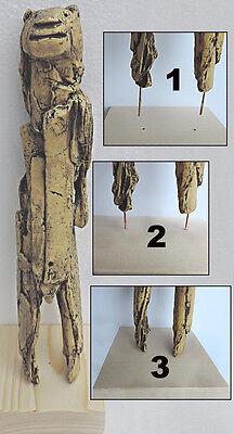 Paleolithic figurine Löwenmensch / Lion Man 8