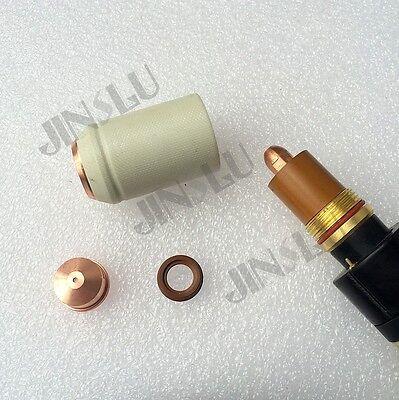 A141 13ft 140A HF Pilot Arc OEM Trafimet Plasma Torch Straight CNC Plasma 3