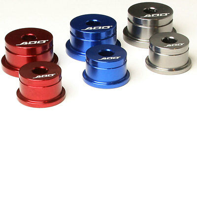 ADD W1 Shifter Cable Bushings for Civic SI 02 03 04 05 EP3 Rsx - RED COLOR 2