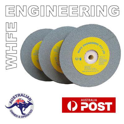 Bench Grinder Stones Grind Wheels Grinding Stones (200mm)150mm X 25 X 31.75
