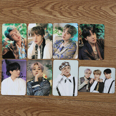 KPOP Album 2019 5th Muster Love Yourself World Tour WORLD OST PhotoCard 7