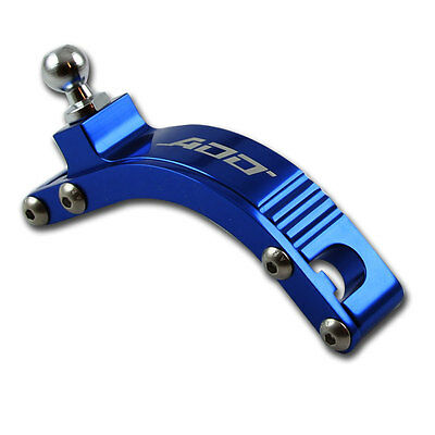 ADD W1 Short Shifter + Base Bushings + Cable Bushings for Honda SI EP3 BLUE 3