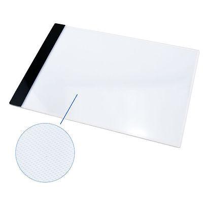LED Tracing Light Box Board Art Tattoo A4 Drawing Pad Table Stencil Display SL