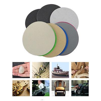 6'' 150mm Hook & Loop Sanding Disc Wet or Dry Sandpaper Sander Pad 60-10000 Grit 3