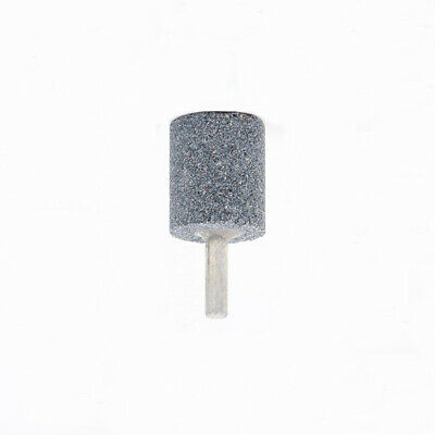 5pcs 25mm Rotary Grinding Mounted Stone Abrasive Wheel 6mm Shank For Drill Metal 3