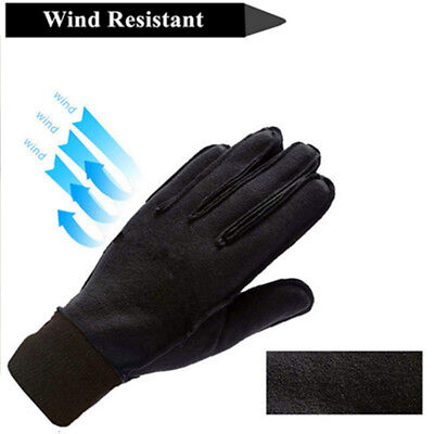Waterproof Winter Gloves Windproof Running Warm Gloves 3M Touchscreen Mens Women