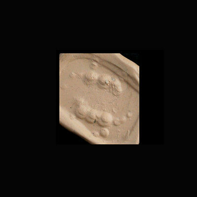 Marble seal with animal figures. 4th-3rd mill. B.C. x8777 4