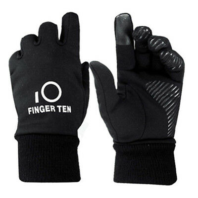 Cold Weather Gloves Kids Youth Boys Girls Value In Pair Fleece Thermal Outdoor 2