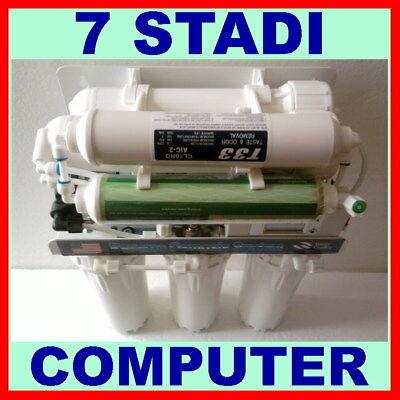 Depuratore Acqua Purificatore 7 Stadi Osmosi Inversa A Produzione Diretta 700 A 2