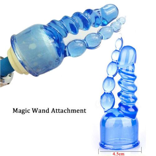 e8d91ebfb4e Magic Wand Massager Accessories Attachment Head Cap for Hitachi   AV Wands  3 3 of 10 See More