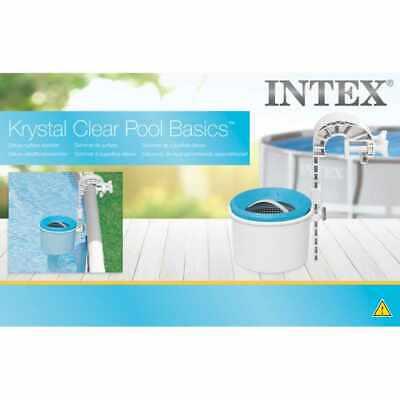 Skimmer Deluxe Intex 28000 con gancio piscina pulizia manutenzione 58949 - Rotex 4