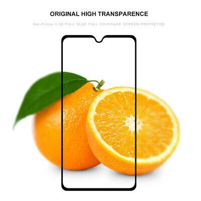 Vitre verre trempé Huawei P20 P20 Lite Mate 20 P30 Lite intégrale 100% couvert 6
