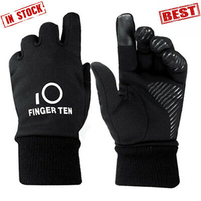 Cold Weather Gloves Kids Youth Boys Girls Value In Pair Fleece Thermal Outdoor 3