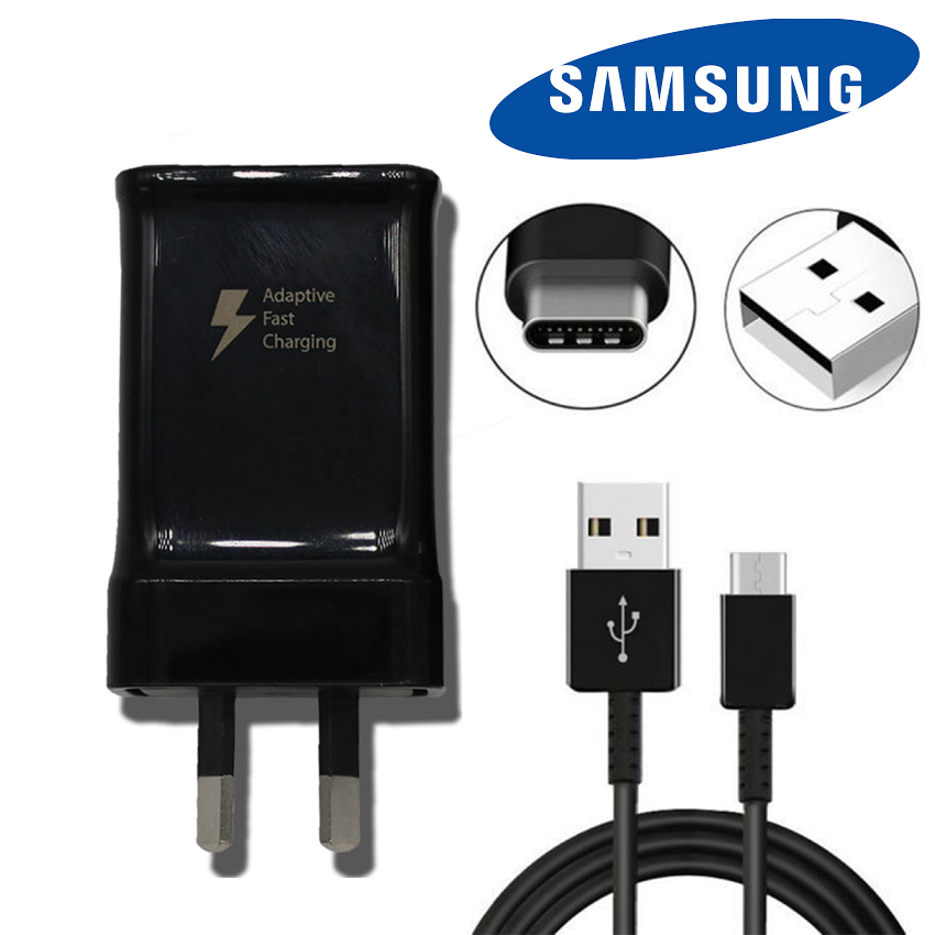 GENUINE Samsung Galaxy S10/S9/S8+ Type C USB Sync Super Charging Fast Cable 5