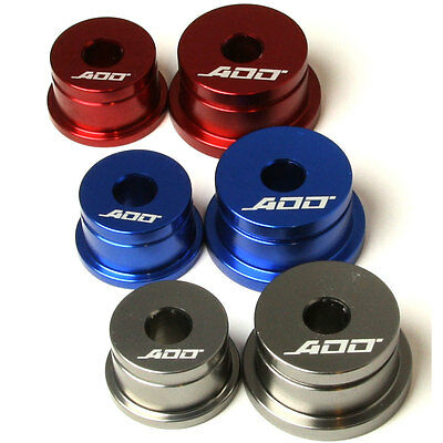 ADD W1 Shifter Cable Bushings for Civic SI 02 03 04 05 EP3 Rsx - RED COLOR 3