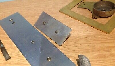 Antique Clock Straps And Case  Spare Parts Ex Clockmakers Spare Parts Collection 9
