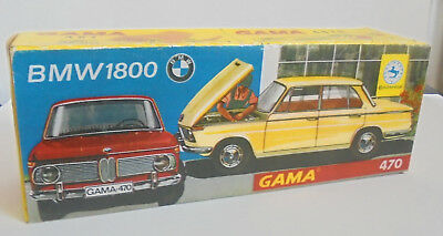 Repro Box Gama 407 Mercedes 220 S oder BMW 1800 2